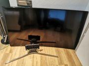 Defekter Samsung curved smart TV