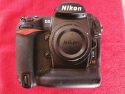 Nikon D3 FX Kamera