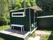 Sauna Saunahaus für Garten Außensauna