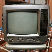 Mini TV mit Radio