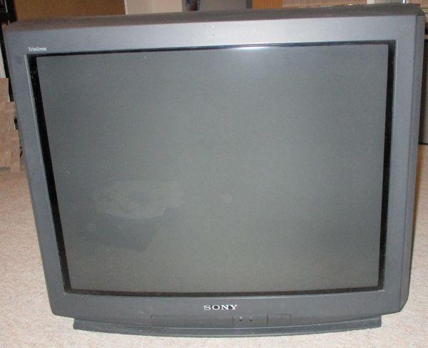 SONY Fernseher TRINITRON 70 cm