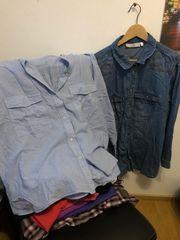 Hemd Blusen große Größe
