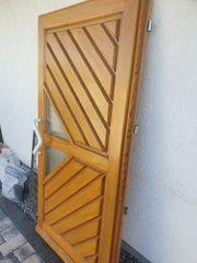 verkaufe Haustüre