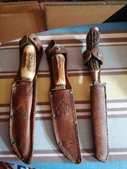 Militaria Jagdmesser einer mit sehr