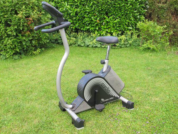 Hometrainer ergo-bike