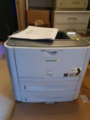 Siemens Canon LBP3370 SW-Laserdrucker Duplex