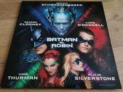 Batman Robin Laserdisc US Version