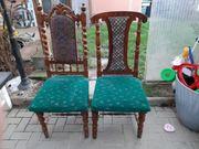 schöne alte Stühle Gründerzeit 4