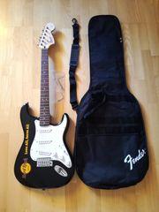 Fender E-Gitarre Neu