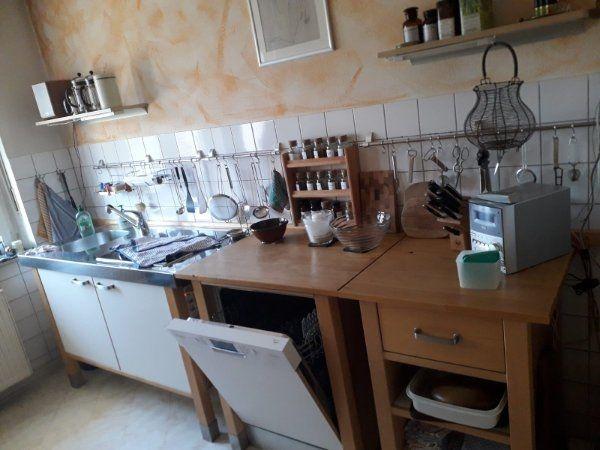 Ikea värde modulküche einzeln küche holz spüle und herd schublade