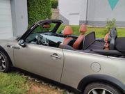 Mini one Cabrio Sidewalk