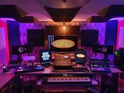 Tonstudio Studio Eigene CD aufnehmen