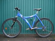 Alu-Mountainbike Terra-Fox