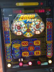 Spielautomat Energy Plus