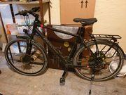 Fahrrad von Carver