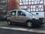 Dacia Dokker zu