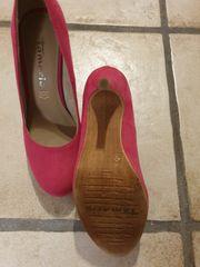 Tamaris Pumps Gr 39 pink