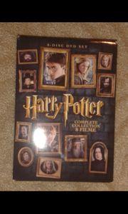 Harry Potter komplette kollektion