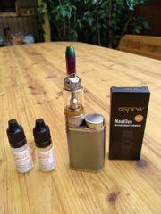 E-Zigarette Istick Picco mit Aspire