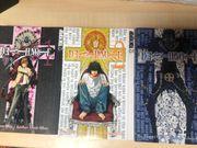Death Note manga Teil 1-3