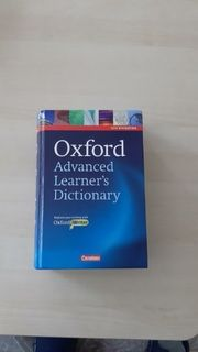 Oxford Advanced Leaner s Dictionary