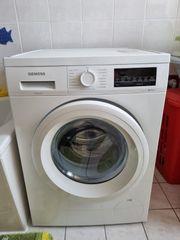 Siemens Waschmaschine WU14UT20