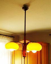 Decken Leuchte Lampe Kronleuchter 30er