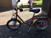 Puky Fahrrad Unisex Gepäckträger und