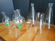 Laborglas Schott Gen sehr alt
