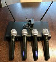 UHF-Funkmikrofon Set