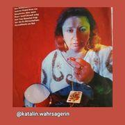 Wahrsagerin Katalin Pertold in München