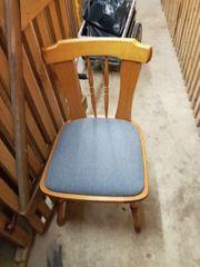 3 schöne Stühle zu verschenken