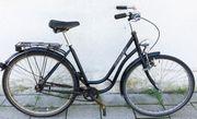 Großes EXCELSIOR Damen City-Fahrrad Rücktritt