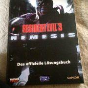Resident Evil Nemesis Lösungsbuch Weihnachten