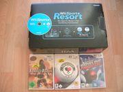 Nintendo Wii Console Zubehör 4