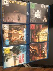 Verschiedene Blu Rays top Zustand