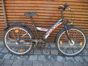 Jungen-Fahrrad 24 Zoll