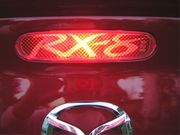 Folieneinsatz Mazda RX-8 für Bremsleuchte