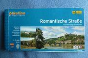 Romantische Straße Bikeline Radtourenbuch