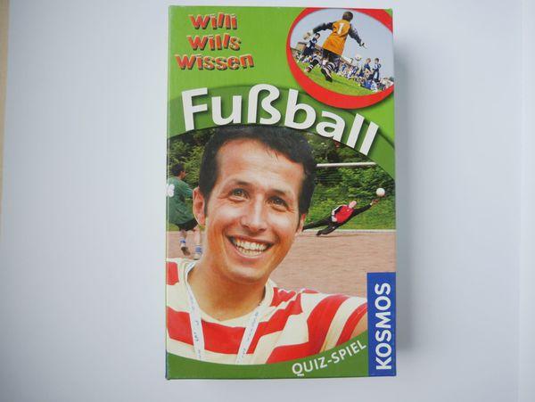 Willi Wills Wissen Fussball Quiz Spiel In Nurnberg