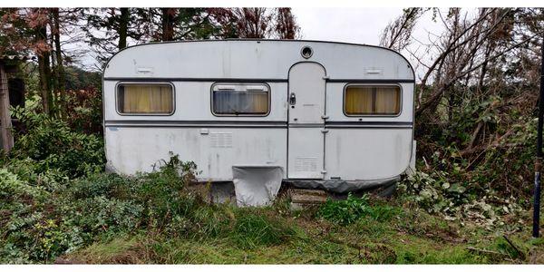 Wohnwagen für Bastler