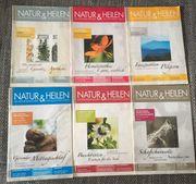 Zeitschriften Natur Heilen