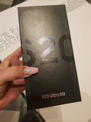 Samsung S20 Ultra 5G NEU