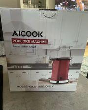 Aircook Popcorn Maschine