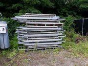 Etagentore für Bauaufzüge gebraucht