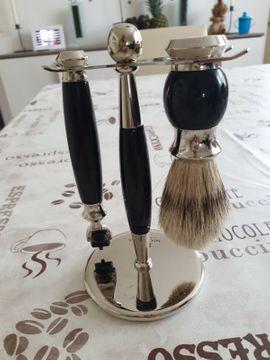 Kosmetik und Schönheit - Rasier Set
