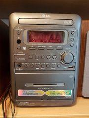 Mini Hi-Fi Anlage CD USB