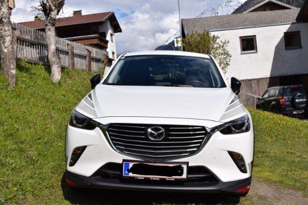 Mazda Cx 3 Awd G150 Revolution In Sankt Jakob Am Arlberg Mazda