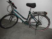 Flohmarkt Mountainbike Herrenfahrad Damenfahrrad