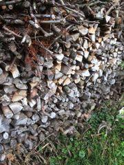 verkaufe Brennholz 2 Jahre getrocknet